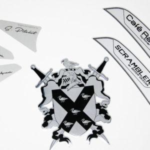 Aluminium sérigraphié - Serilec