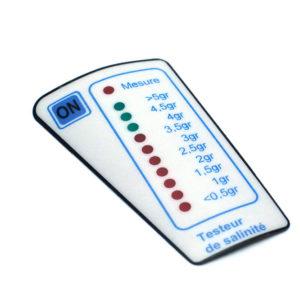 Etiquette sur Lexan - Serilec