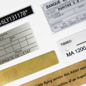 Etiquettes diverses - Serilec